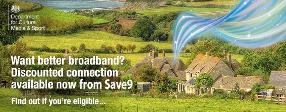 BDUK Better Broadband Scheme for North Yorkshire and Northumberland
