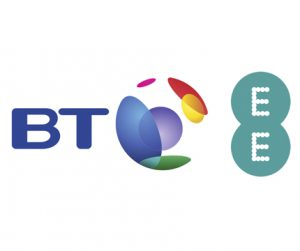 EE and BT Logo