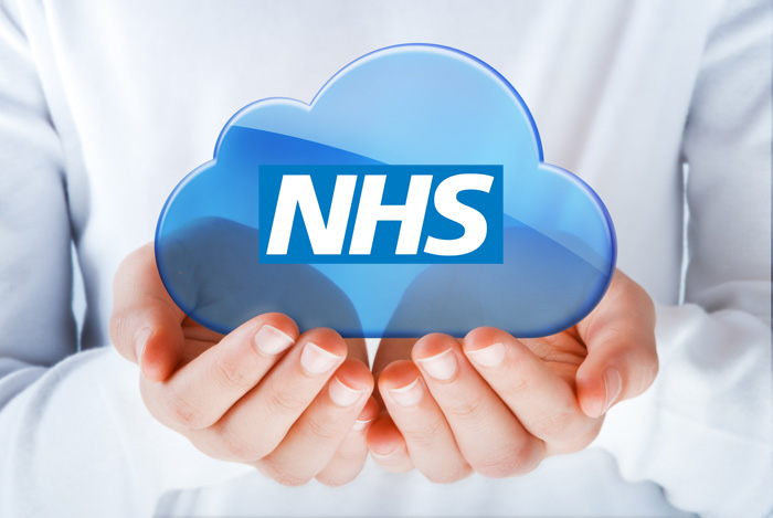 NHS Cloud Backups